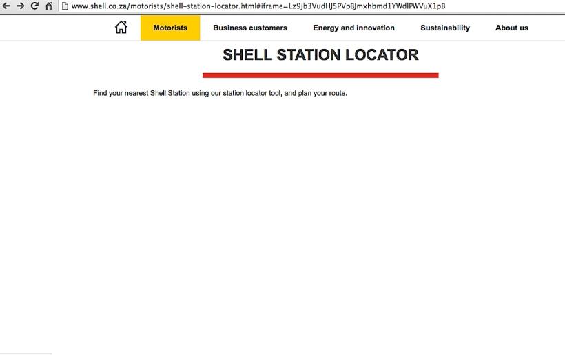 ss shell